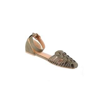 Xehar Women's Casual Fashion Tribal Flat Sandal (4 options available)