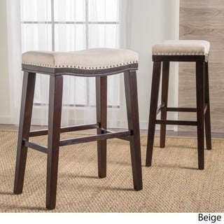 Buy Beige Bar Height 29 32 In Counter Bar Stools Online At