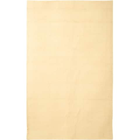 Greyson Living Bradley Ivory Wool Stain-resistant Hand-tufted Area Rug (8' x 10') - 8' x 10'