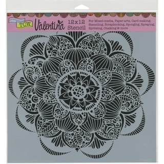 """Crafter's Workshop Template 12""""X12"""""""