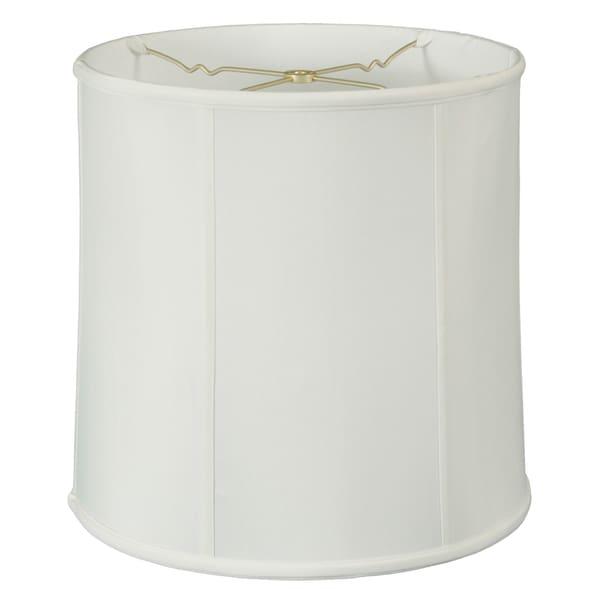 Shop Regal Series White 16 Inch Basic Drum Lamp Shade