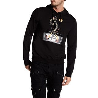 Xray Men's Ton Graphic-printed Pullover Hoodie
