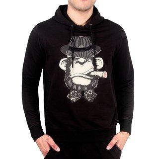 XRAY Men's Dan Black Pullover Hoodie