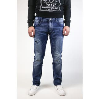 XRAY Men's Rick Distressed Jeans|https://ak1.ostkcdn.com/images/products/15075115/P21565412.jpg?impolicy=medium
