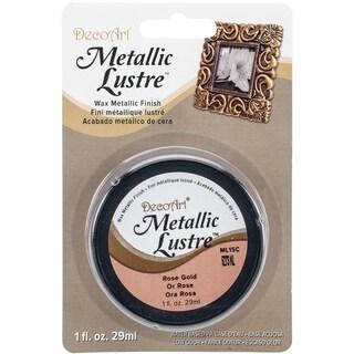 Metallic Lustre Wax Finish 1oz