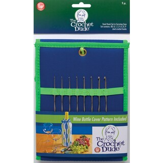 Crochet Dude Steel Crochet Hook Set-Sizes 00 To 9