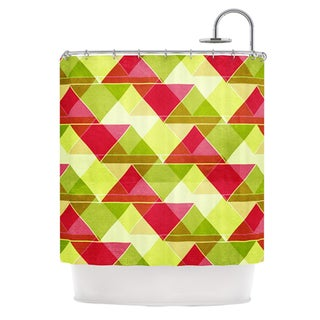 KESS InHouse Catherine McDonald Palm Beach Shower Curtain (69x70)