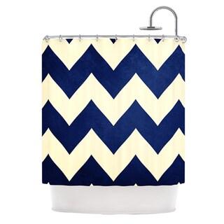 KESS InHouse Catherine McDonald Fleet Week Shower Curtain (69x70)