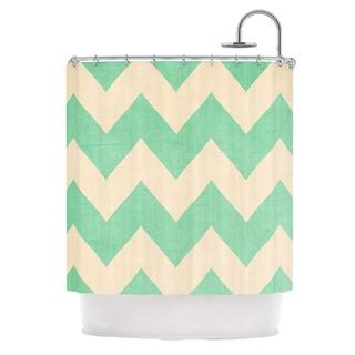 KESS InHouse Catherine McDonald Malibu Shower Curtain (69x70)