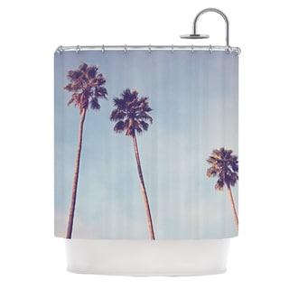 KESS InHouse Catherine McDonald Sunshine and Warmth Shower Curtain (69x70)