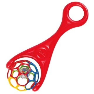 Oball Red 2-in-1 Roller Toy