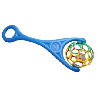Oball Blue 2-in-1 Roller Toy
