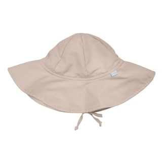 iPlay Solid Khaki Brim Sun Protection Hat (0-6 Months)
