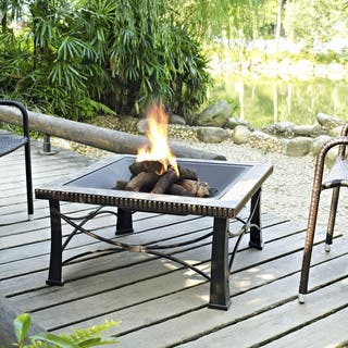 Firestone Square Slate Firepit in Black|https://ak1.ostkcdn.com/images/products/15076700/P21566752.jpg?impolicy=medium