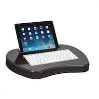 Sofia + Sam Mini Memory Foam Lap Desk with Tablet Slot
