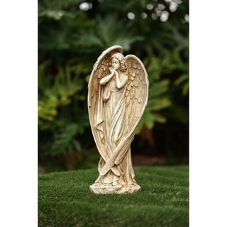 Winsome House Tranquil Angel with Wings