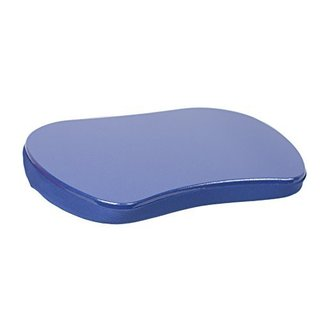 Sofia + Sam Blue Memory Foam Mini Lap Desk
