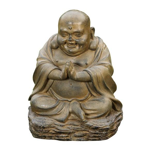 Winsome House Happy Buddha