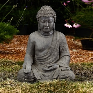 Link to Winsome House Meditating Buddha Similar Items in Outdoor Decor
