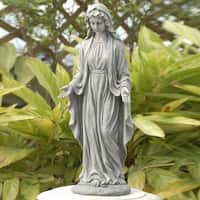 Virgin Mary Outdoor Garden Statue