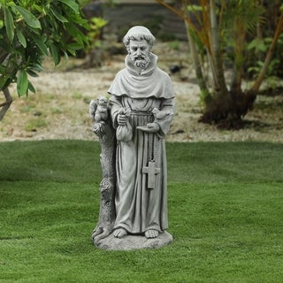 Link to Saint Francis Garden Statue Similar Items in Outdoor Decor