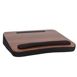 Sofia + Sam All Purpose Memory Foam Lap Desk (Wood Top) with Tablet Slot https://ak1.ostkcdn.com/images/products/15076769/P21566852.jpg?impolicy=medium