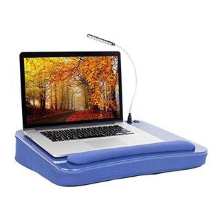 Sofia + Sam Blue USB Light Lap Desk