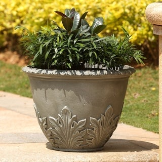 Link to Set of 2 Vintage Ornamental Planters Similar Items in Planters, Hangers & Stands
