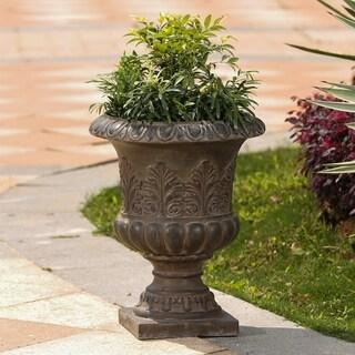 Classic Rustic Urn Planter