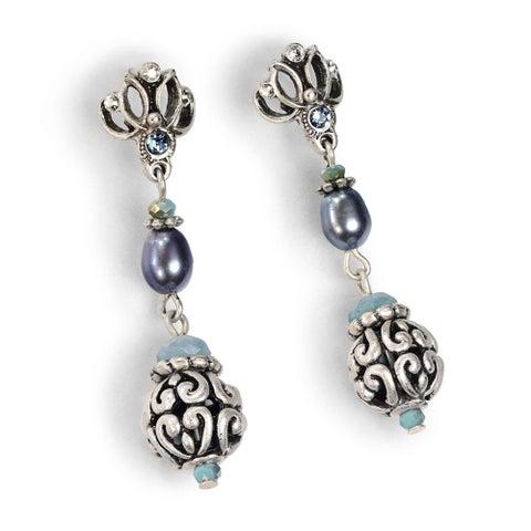 Sweet Romance Cape Code Boho Earrings
