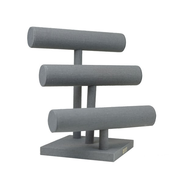Grey 3 Tier Bracelet Bar Jewelry Stand By Hives Honey Free Shipping On Orders Over 45 15077837