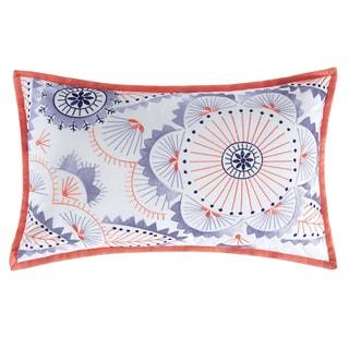 Antik Batik Jagga 13 x 36 Oblong Embroidered Throw Pillow