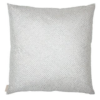 Bridal Shimmering Silk Down Filled Throw Pillow