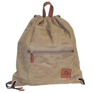 Buxton Huntington Gear Drawstring Backpack