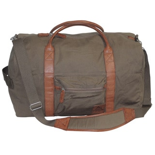 Buxton Huntington Gear Convertible Duffel Bag