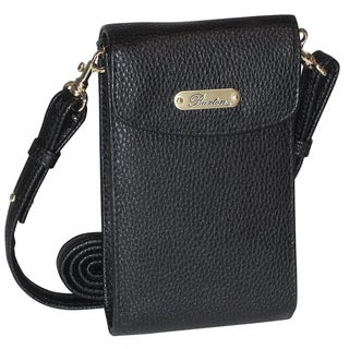 Buxton Cell Phone Crossbody Wallet