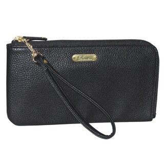 Buxton Powered Up L-Zip Wallet