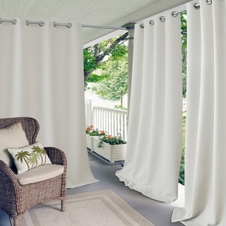 Link to Elrene Connor Indoor/Outdoor Curtain Panel Similar Items in Outdoor Decor