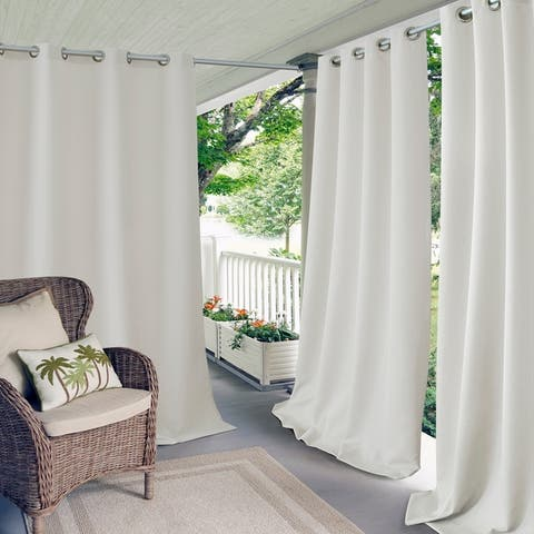 Elrene Connor Indoor/Outdoor Curtain Panel