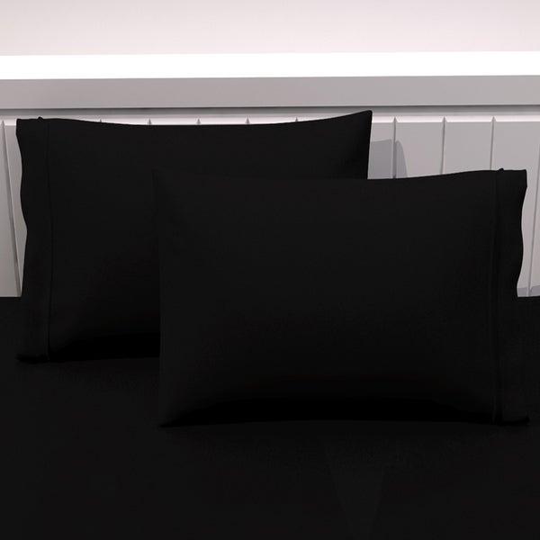 300 Thread Count 100-percent Cotton Pillowcases (Set of 2)
