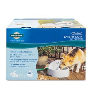PetSafe Everflow Indoor/Outdoor Pet Fountain