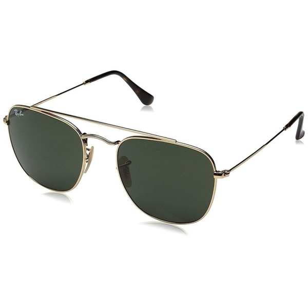 4674370a161 ... cheap ray ban rb3557 001 menx27s gold frame green classic lens  sunglasses 7702c 02c69 ...