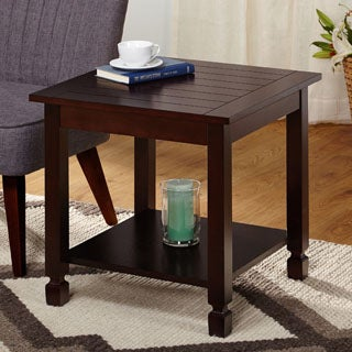 Simple Living Ethan End Table