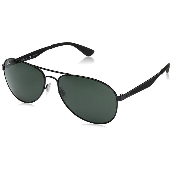 Ray Ban Rb3549 006 71 Men S Black Frame Green Classic Lens Sunglasses