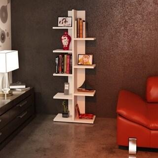 Berlin 18 x 48 x 9 Modern Minimalist Bookcase
