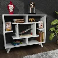 Bell Wood Open-back Bookcase