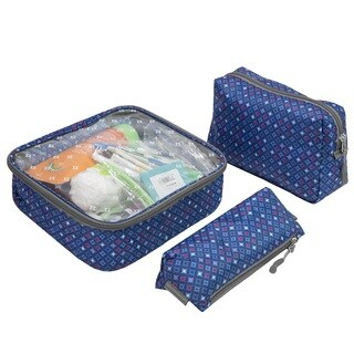 Travelon 3-piece Toiletry Packing Set