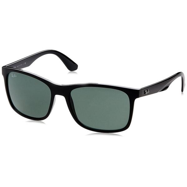 b4edcd139d Shop Ray-Ban RB4232 601 71 Men s Black Frame Green Classic Lens ...