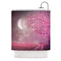 KESS InHouse Monika Strigel Song of the Springbird Shower Curtain (69x70)