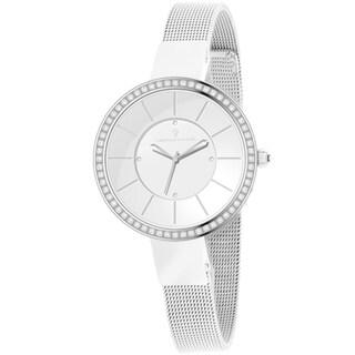 Christian Van Sant Women's Reign Watches - silver